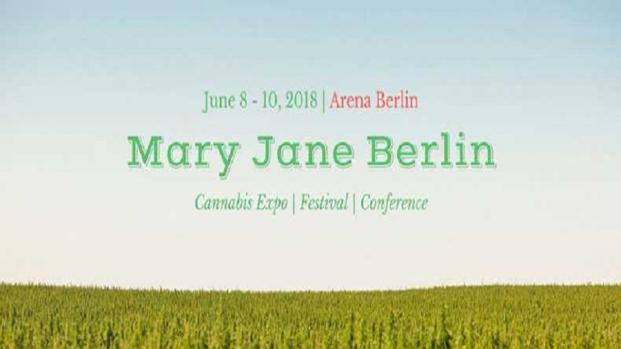 Mary Jane 2018 Festival a Berlino: l'expo sulla canapa