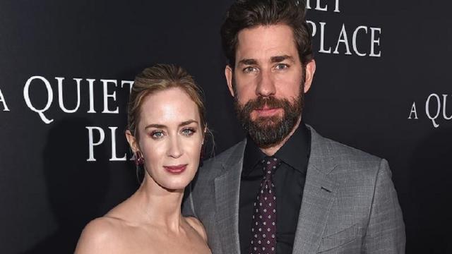 'A Quiet Place': Estas parejas reales ruedan películas juntos