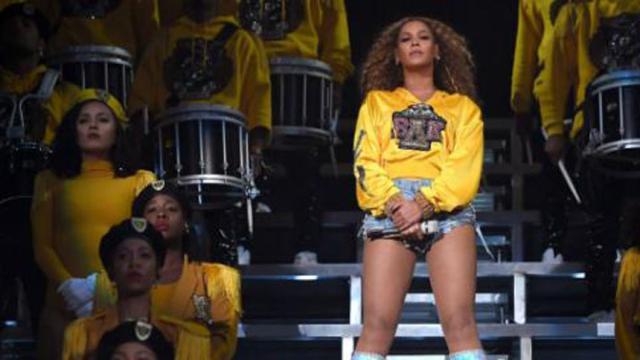 Los mejores momentos de Beyoncé en Coachella