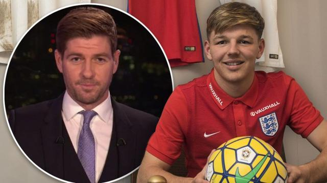 El Liverpool contratará a un primo de Steven Gerrard
