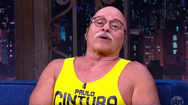 Paulo Cintura detona a Globo em entrevista