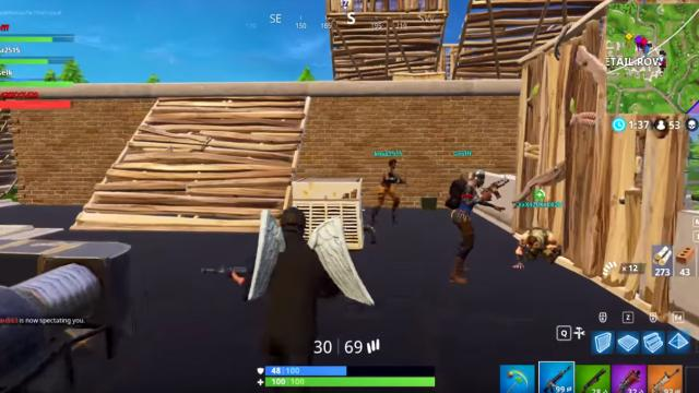 'Fortnite' fan recalls how the game saved his life