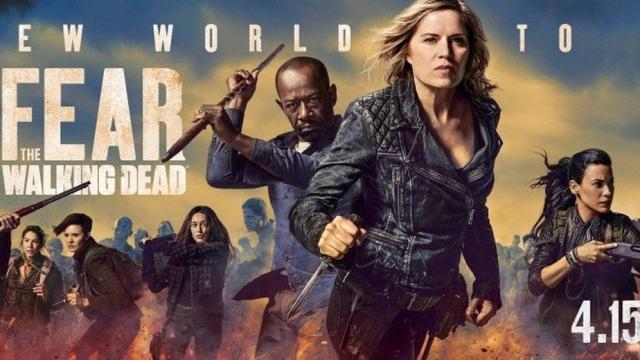 ¿Cómo termina Morgan en Fear The Walking Dead?