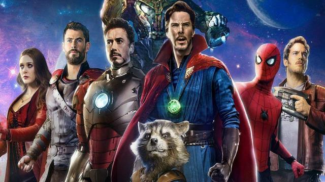 Avengers 3 - Las cifras de preventa prometen un éxito sin precedentes