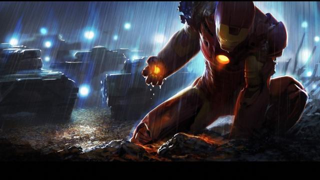 Nadie más podría interpretar a Iron Man, Avengers