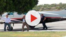 Mucho escándalo por un triste avión
