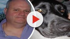 Uomo in arresto cardiaco, Brando e Balù eroi: i suoi cani lo salvano