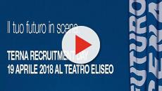 Terna incontra 100 neo-laureati al Teatro Eliseo di Roma