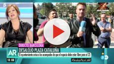 Conmoción tras los graves insultos de un activista a Ana Rosa Quintana