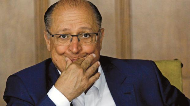 Geraldo Alckmin diz que Aécio não deve ser candidato em 2018