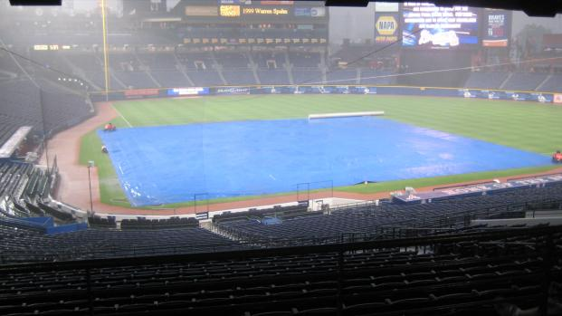 Baseball executives not happy with weather early in MLB season