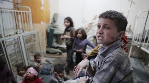 La Organización para la Prohibición de las Armas Químicas fue a investigar Siria