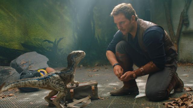 ¿A qué hora se estrena el nuevo tráiler de Jurassic World 2?