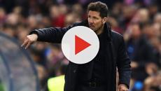 El Atlético de Madrid quiere quedarse con el segundo puesto