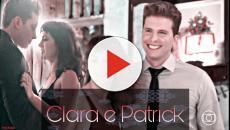 Clara sai da 'seca' e, após anos, tem noite picante com Patrick; saiba como será