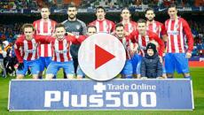 El Atlético de Madrid quiere quedarse con el segundo lugar de la liga