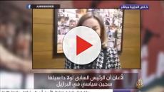 À rede Al Jazeera, presidente do PT grava vídeo pedindo apoio a Lula, veja