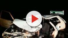 Cantor sertanejo morre em grave acidente após show em Goiás, veja o vídeo