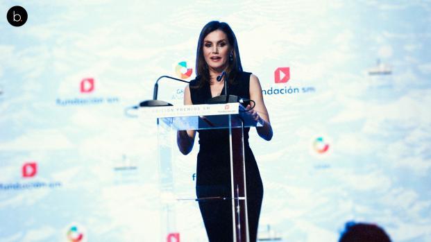 Letizia toca fondo tras el bochornoso discurso sobre sus hijas en un acto