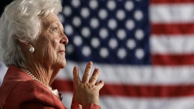 Muere la ex primera dama, Barbara Bush