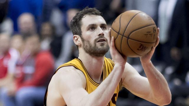 Cavs give update on Kevin Love injury status