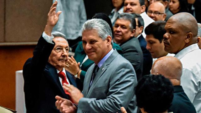 Miguel Díaz-Canel, nuevo presidente en Cuba