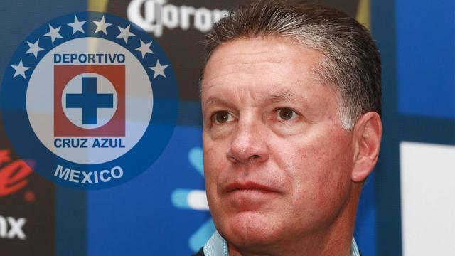 Ricardo Peláez no llega a Cruz Azul por esta razón
