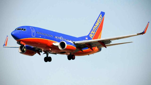 Video:Vuelo de Southwest Airlines obligado a aterrizar