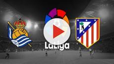 Real Sociedad Sorprende y golea al Atlético de Madrid