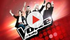The Voice of Italy, replica e ascolti puntata del 19/04