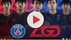 Soccer club Paris Saint Germain has announced a partnership with LGD Gaming