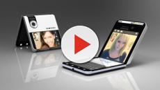 Samsung está experimentando con conceptos plegables