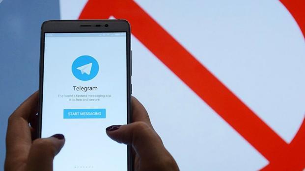 Corte de Rusia ordeno bloquear aplicación Telegram
