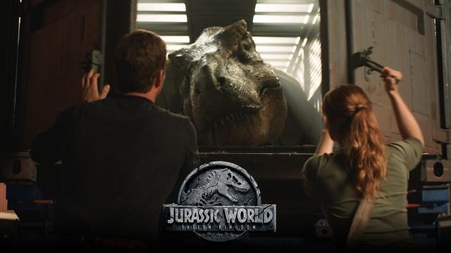 Por qué los tráilers de Jurassic World 2 son tan aburridos