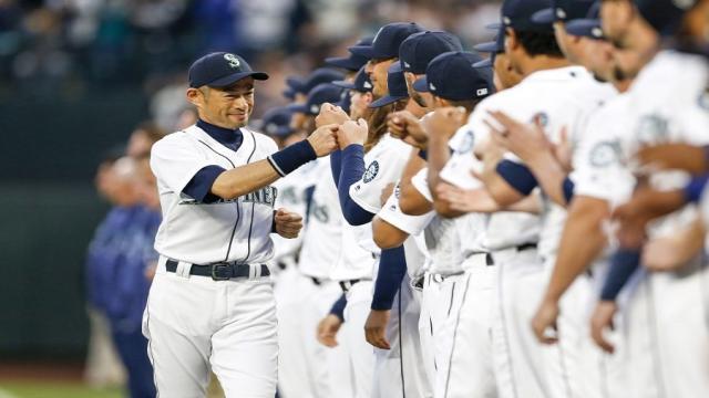 Vamos a apreciar cuánto tiempo Ichiro ha estado jugando al béisbol profesional