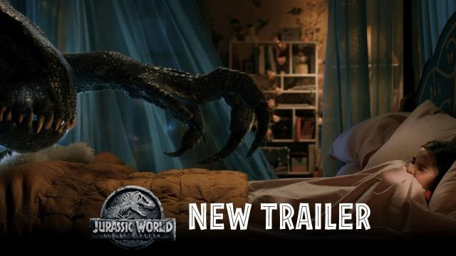 Cada actualización que necesitas saber de Jurassic World: Fallen Kingdom