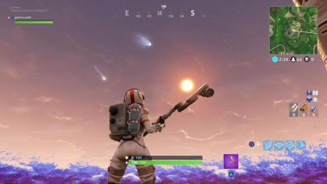 Fortnite: Cometa Battle Royale es definitivamente cada vez más grande