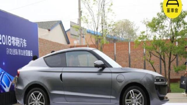 El nuevo automóvil de vanguardia de Hangzhou llega con chip de piloto automático