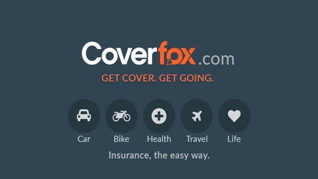 La startup india de seguros en línea Coverfox va a digitalizar sus operaciones