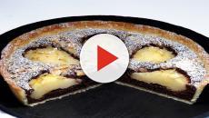 Tarta de pera y chocolate: Una mezcla perfecta entre la fruta y el cacao