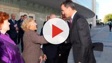 Manuela Carmena y Colau destrozan a Felipe VI con una brutal humillación pública