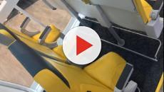I sedili verticali: la nuova frontiera dei voli a basso costo