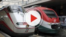 VIDEO - Scorda lo zaino con 1 chilo di droga sul treno: si rivolge alla Polifer