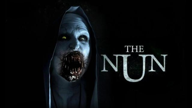 La primera mirada de monja muestra el monstruo de la conjuración de Spinoff