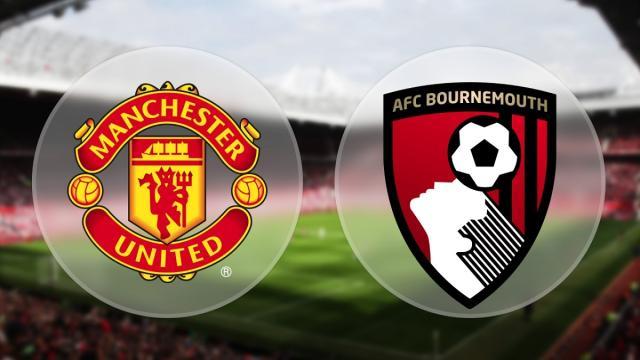Clasificaciones de los jugadores del Manchester United vs Bournemouth