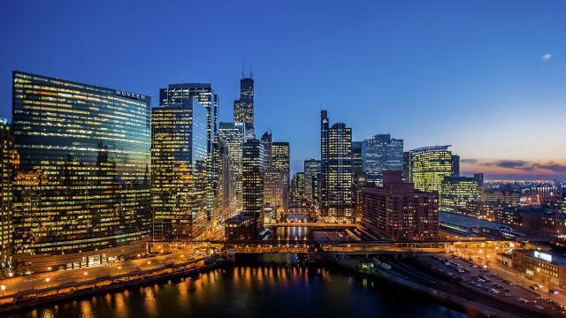 Las mejores ciudades de EE. UU. Para comer de noche