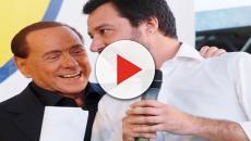 Matteo Salvini verso la rottura con Silvio Berlusconi