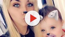 Mulher encontra filha sufocada em urso de pelúcia