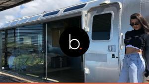 Kourtney Kardashian gets a Malibu camping site for her birthday