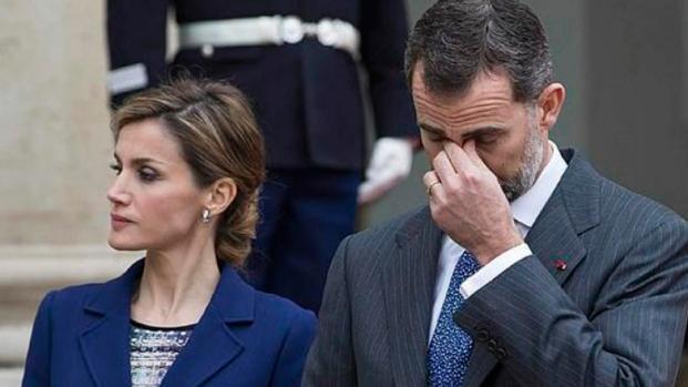 La prensa alemana afirma el inminente divorcio de los reyes Felipe VI y Letizia